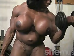 black, ebony, softcore, big-tits, big-boobs