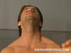 3nəfər, ayı kimi, çalanşik, gey, fitnes mərkəzi, ağır sikişmə
