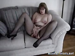 granny, homemade, housewife, masturbation, mature, milf, moaning, orgasm, pussy-eating, cum-shot