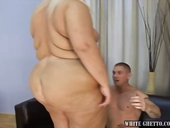 bbw, blonde, gonzo, hardcore, natural, big-tits, large-breasts