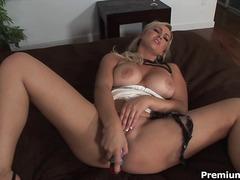 gostosa, peitudas, dildo, ébano, lésbica, nuas, estrela pornô, a sós, oral