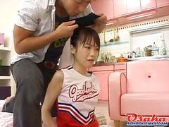 азиатки, брюнетки, доминирование, волосатые письки