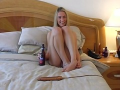 amateur, babe, blonde, blowjob, hardcore, girl-on-girl, pussy-eating, big-dick, sucking, petit