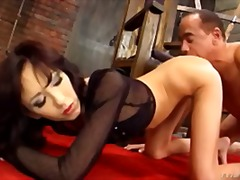 asian, babe, pornstar, skinny, doggystyle, ass-licking