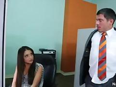 პატრონი, შავგრემანი, ოფისი