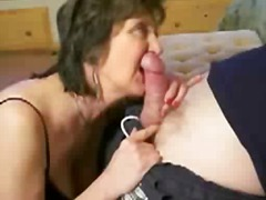 brunette, homemade, sucking, ass-licking, cock-riding