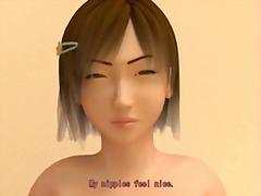 أفلام ثلاثية الأبعاد, كرتون يابانى, آسيوى, نيك قوى