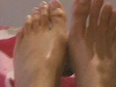 فتشية, مراهقات, حب الأرجل