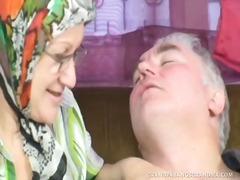 პირში აღება, ბებია, ნძრევა, სექსაობა