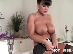 ass, busty, clit, cock, dildo, latina, masturbation, nipples, pornstar, pussy