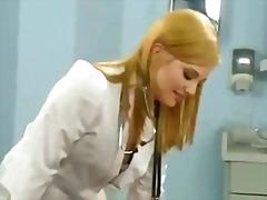 شقراوات, مص, السمراوات, جامعيات, الطبيب, إمناء على الوجه