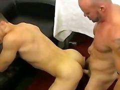 anal, gay, hardcore, macho, cowok jagoan