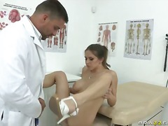blowjob, doctor, piercing, pussy, reality, tits, big, fucking, fingering, brazzers