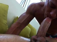 massage, oil, oral, sucking