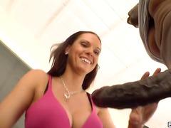anal, ass, black, blowjob, brunette, car, cock, compilation, cumshot, deep