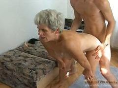 ბებია, ბანჯგვლიანი, სექსაობა