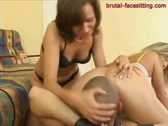 eating, femdom, pussy, rimjob