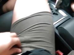 في السيارة, نكاح اليد, كيلوت