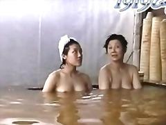 يابانيات, استراق النظر, حمام, تجسس