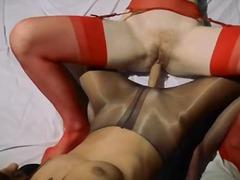სექსაობა, ქალის კოლგოტები, ნეილონი