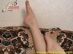 فتشية, جوارب طويلة, فردى, حب الأرجل