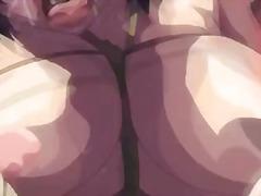 3d порно, аниме, большая грудь, большой член