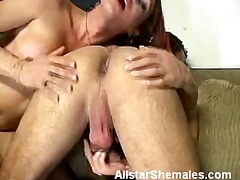 anal, boquete, hardcore, oral, ruiva, trans, tranny, dedilhado