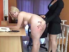 блондинки, пальчиком, лесбиянки, порка