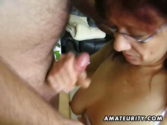 cougar, mature, mommy