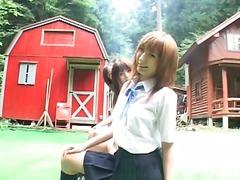 يابانيات, تحت التنورة, بنات مدارس