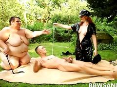 arsch, große dicke frauen, großer arsch, prall, tschechien, dominanz, fette, female domination