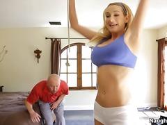 big boobs, big cock, big ass, blonde, busty, cheating, eating, hardcore, hotel, lick