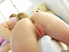Kiera King, coed, college, dildo, insertion, orgasm, reality, teen, young, big, toys