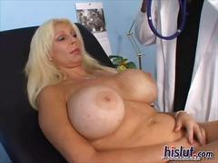 big boobs, big cock, big ass, blonde, busty, doctor, mature, milk, natural boobs, nipples