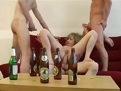 3some, bang, coed, college, euro, ffm, fmm, foursome, gangbang, group