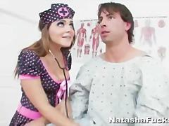 Natasha Nice, grote borsten, grote lul, grote kont, rondborstig, zaadlozing, hard, sperma, melk
