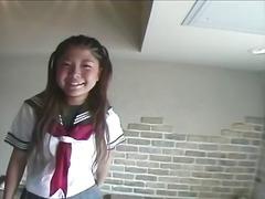 asian, japanese, schoolgirl, barely, legal