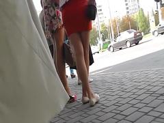 尻, 褐色美人, ビンテージ, スカート, ティーン, 元彼女, パンティ