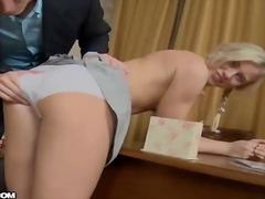 seks analny, dupy, blondynki, hardkor, nagi, penetracja, rozchylanie