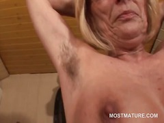 blonde, granny, masturbation, mature, milf, mom, older