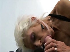 anal, ass, blonde, cock, deep, french, granny, young, loves