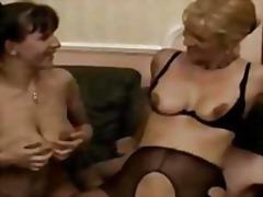 مسنات, خبيرات, الجنس فى مجموعة