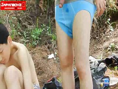 asian, gay, outdoor, teen, twink, outdoors, twinks