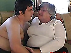 granny, mature, milf, boobs, big, straight