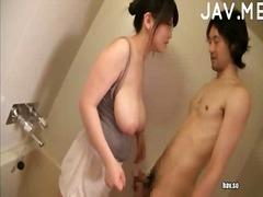 asian, big boobs, japanese, oral, tits, big, titfuck
