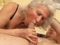 granny, hardcore, tits, big, grandma