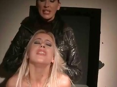 bdsm, bondage, humiliation, lesbian, mistress, slave, girls, punishment, scene, lezdom