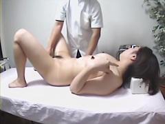 скрытая камера, массаж, мастурбация, в масле, лайвкам