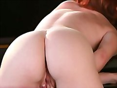 masturbation, redhead, shaved, solo, girls, caucasian, vaginal