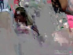 شقراوات, صورة مقربة, سحاقيات, ضرب الطيز, لعبة